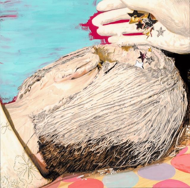 , 'Stars,' 2018, Anna Pappas Gallery
