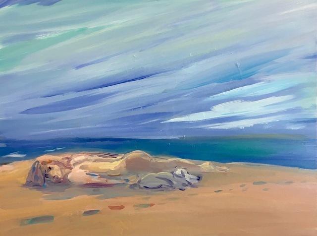 Deborah Brown, 'Beach', 2017, Malin Gallery