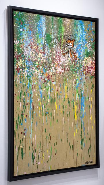 Mau Mau, 'Walk', 2019, Vertical Gallery