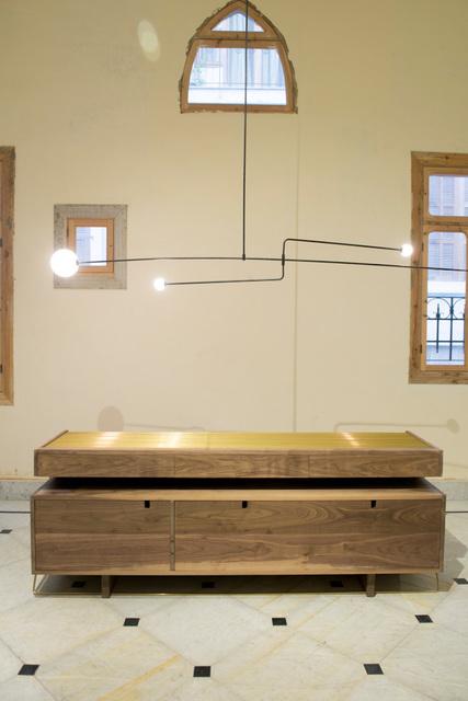 , '230 Kg,' 2014, Carwan Gallery
