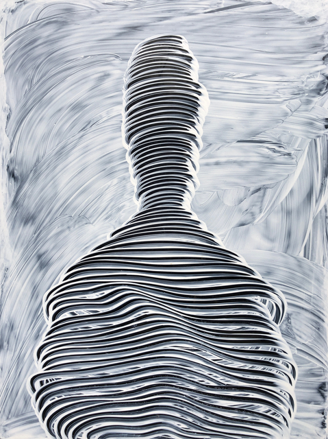 , 'When I Held You 2,' 2019, Pontone Gallery