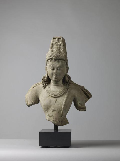 , 'Bust of Vishnu,' 10th/11th century, Rossi & Rossi