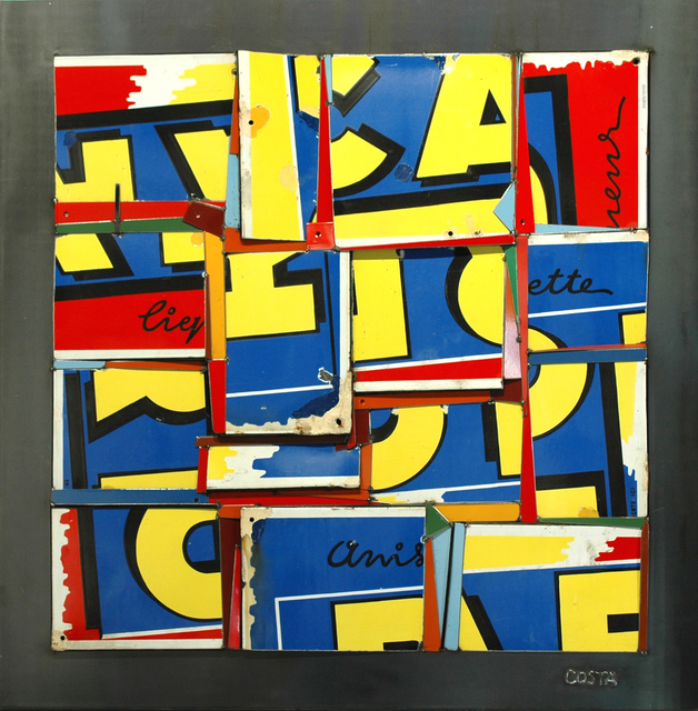 Fernando Costa (AKA COSTA), 'Ricard', 2016, Galerie Art Jingle