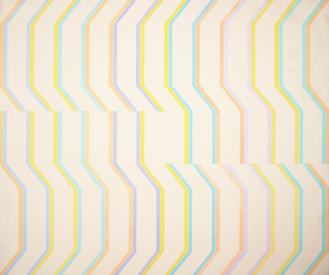 Michael Loew, 'White Series #6', 1971, Painting, Acrylic on canvas, Capsule Gallery Auction