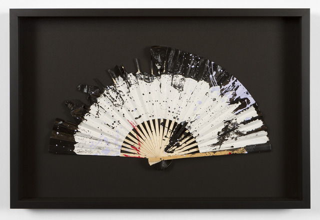 , 'Fan, no. 2,' 2013, Garis & Hahn