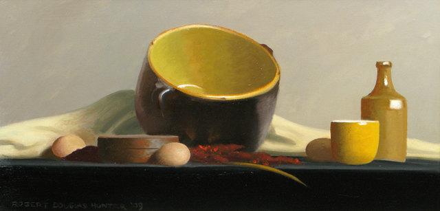 Robert Douglas Hunter, 'Arrangement with an Overturned Mixing Bowl', 2009, Vose Galleries