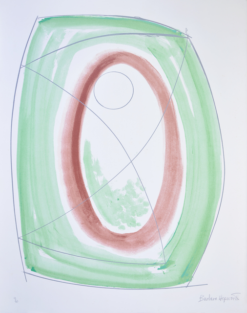 , 'Barbara Hepworth, November Green, 1969-1970,' 1969-1970, Shapero Modern