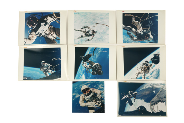 'Nasa Photographs', A collection of chromogenic (29) and ferrotyped silver prints (36), Chiswick Auctions
