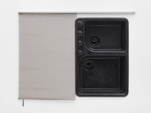 , 'FIRE/WATER,' 2017, Galerie Eva Presenhuber