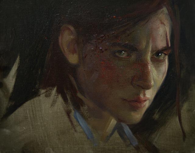 Jennifer Gennari, 'Ellie (The Last of Us)', 2019, IX Gallery