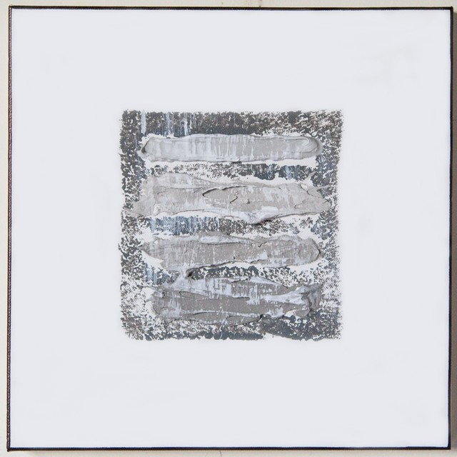 Len Klikunas, 'Gray Strata Pattern Reykjavik ', 2018, Artspace Warehouse