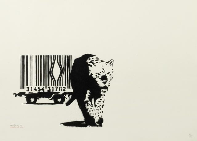 Banksy, 'Screenprint', 2004, Forum Auctions