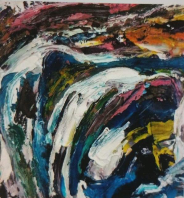 Doba Afolabi, 'Esoteric Transit', 2013, Painting, Acrylic on Canvas, Amref Benefit Auction