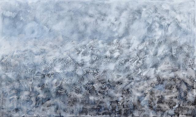 Clara Berta, 'A Different Kind of Sky', 2020, Painting, Mixed Media on Canvas, Artspace Warehouse