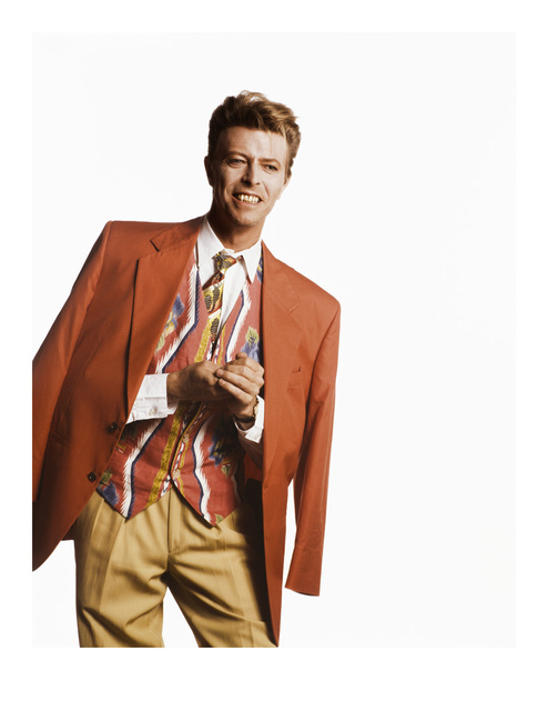 , 'David in His Red Jacket, McGee Studios ,' 1990, Imitate Modern