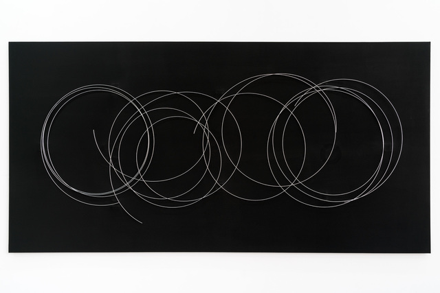 , 'Magnetic Wall - The 4th Dimension,' 2002, Galerie Xippas