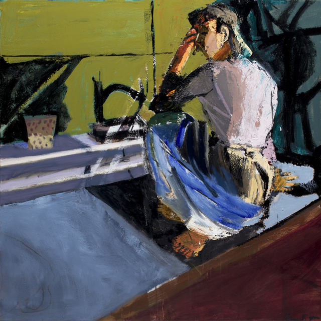 , 'Tabletop,' ca. 2016, Stremmel Gallery