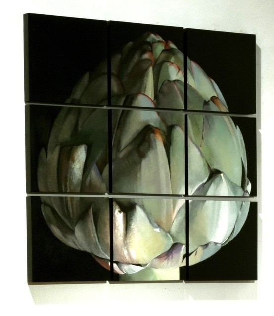 , 'ARTICHOKE PUZZLE,' 2012, ArtSpace / Virginia Miller Galleries