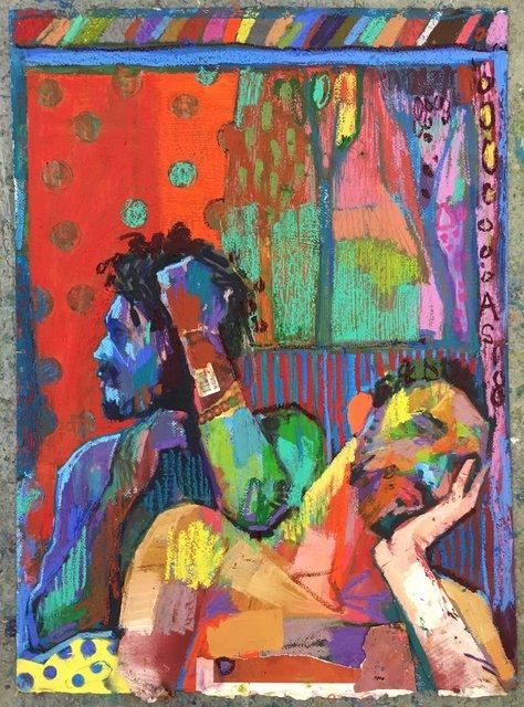 , 'Summer of Love I,' 2018, Galerie Kornfeld