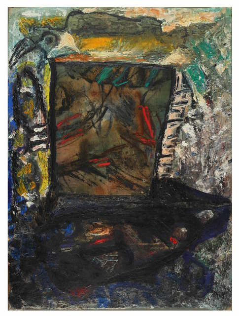 , 'Teatrino,' 1957, Dellupi Arte