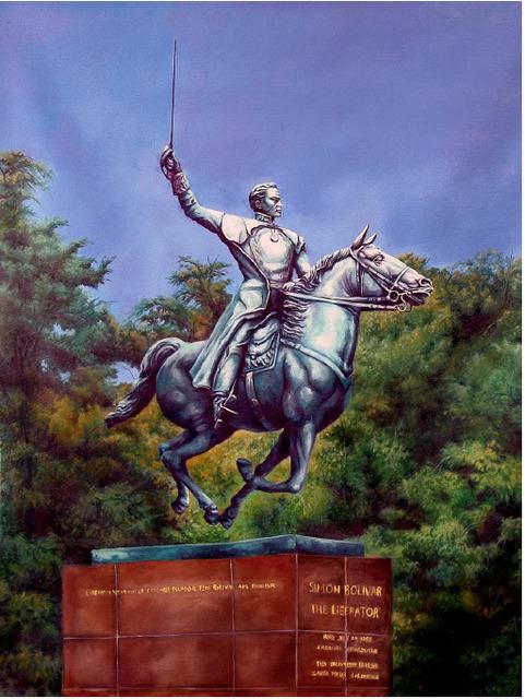 , 'Simón Bolívar. De la serie Monturas ecuestres,' 2011, Carmen Araujo Arte