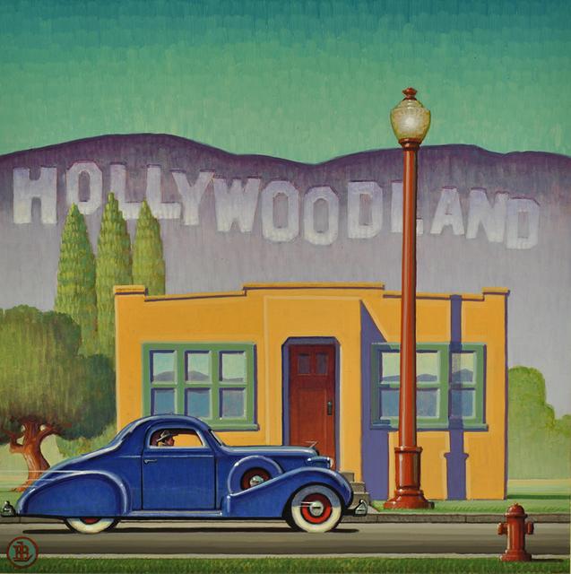 , 'Hollywoodland,' 2020, Sue Greenwood Fine Art