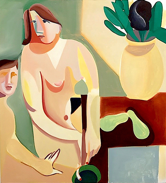 , 'Nice Pears,' 2017, Projet Pangée