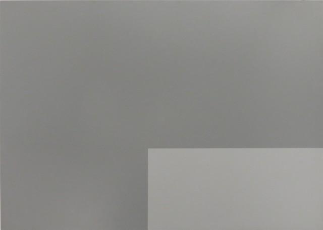 Helmut Federle, 'Null Bild Serie, 2. Phase, Tafel A', 1993, Galerie Thomas