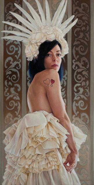 , 'Coeurs en éventail,' , RJD Gallery