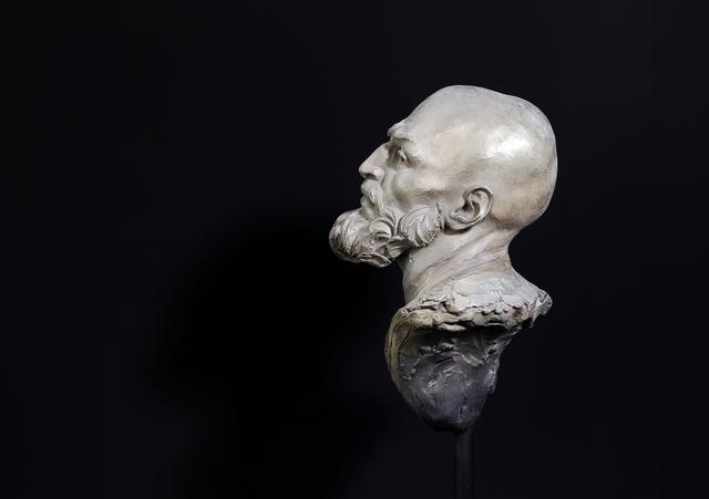 , 'David,' 2019, Galerie Calderone
