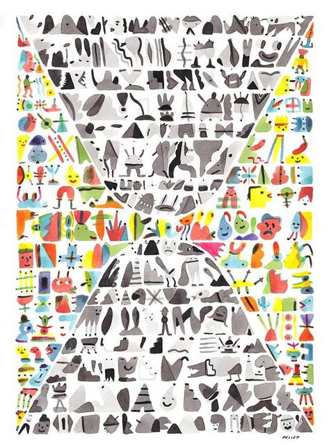 Kyle Pellet, 'Recital #1', 2013, Uprise Art