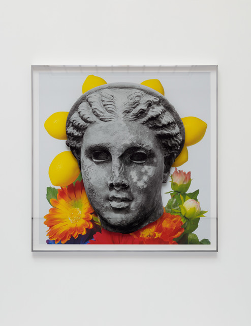 , 'Tutti Frutti Ancient (Durga's Lemon Lamp,' 2019, KÖNIG GALERIE