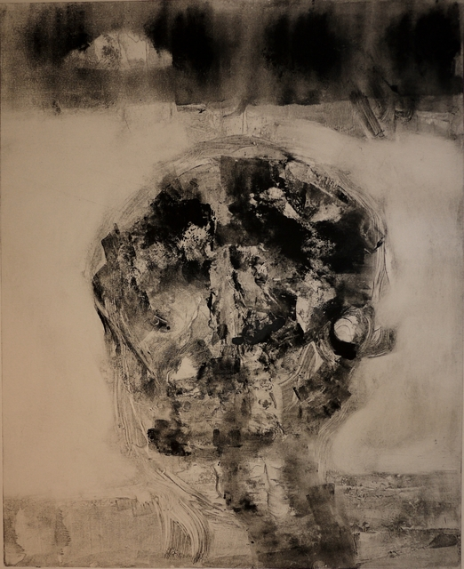, 'War Head I,' 2013, The Biscuit Factory