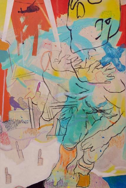 Thameur Mejri, 'Hurt', 2019, The Foundation Gallery