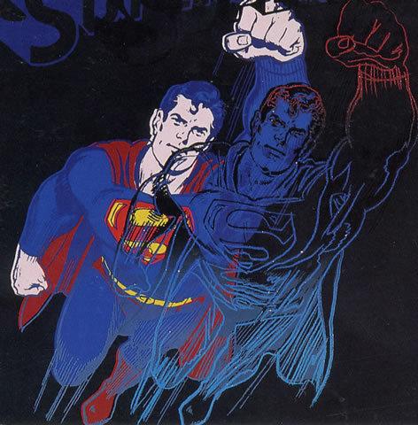 Andy Warhol | Myths: Superman, 1981