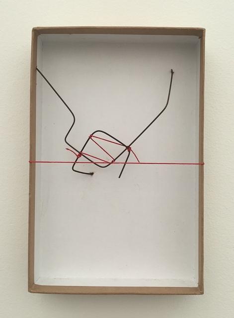 , 'De la serie Alambre y Hilo,' 2017, Piero Atchugarry Gallery