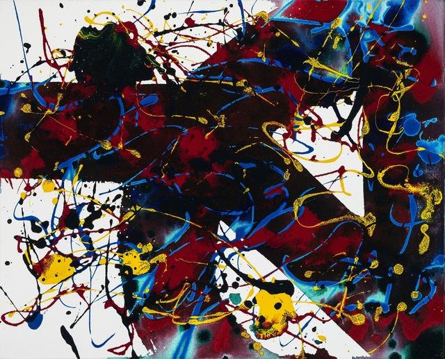 Sam Francis, 'Untitled (SFP94-42)', 1994, Galerie Von Vertes