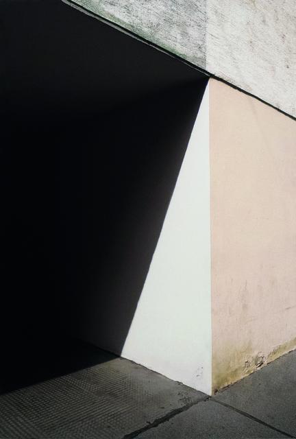 , 'Untitled (Lederergasse 3),' 2016, Christine König Galerie