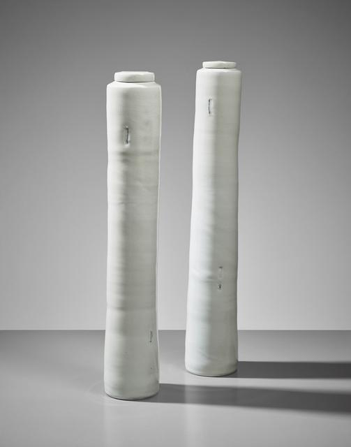Edmund de Waal, 'Two lidded jars', ca. 2005, Phillips