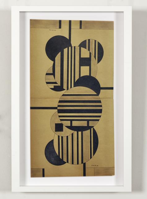 , 'Untitled,' ca. 1950, TRESART