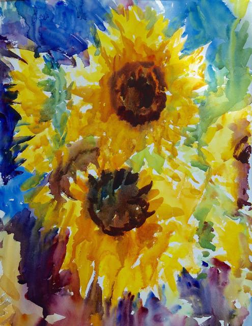 , 'Texas Sunnies,' 2018, Wally Workman Gallery