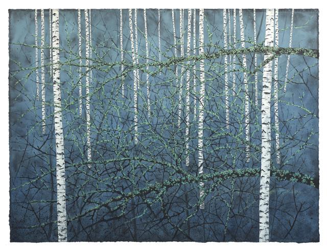, 'Dans la forêt,' 2017, Le Salon Vert