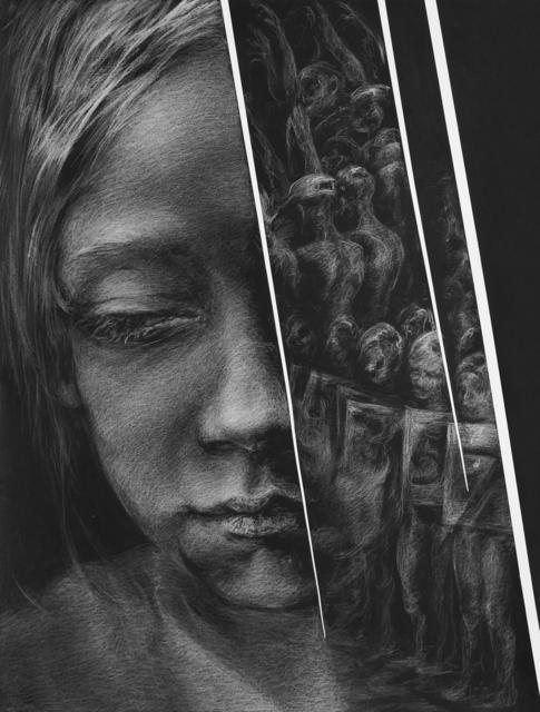 , 'Die Erben 8 (The Inheritors 8),' 2015, Luisa Catucci Gallery