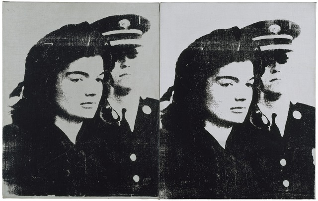 Andy Warhol, 'Two Jackies', 1964, San Francisco Museum of Modern Art (SFMOMA)