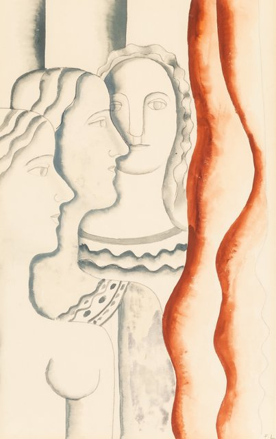 Fernand Léger, 'Untitled', Heritage Auctions