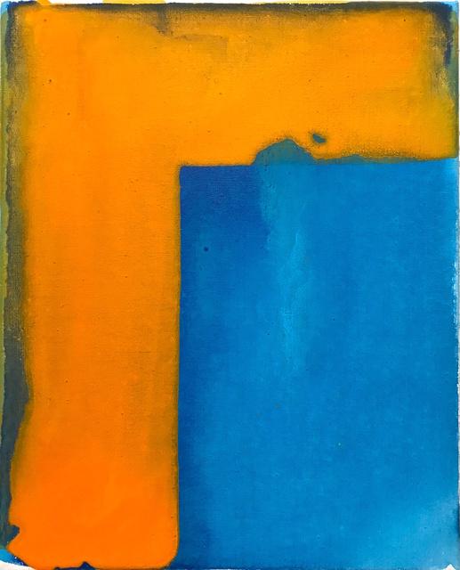 , 'Breathing Light - Blue Yellow,' 2018, Taguchi Fine Art