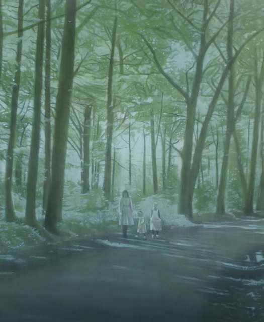 , 'Tracks 1,' 2018, Rebecca Hossack Art Gallery