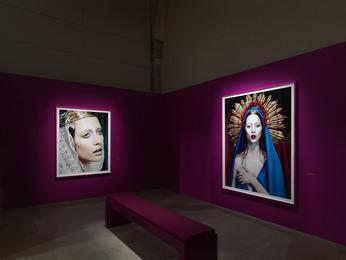 Miles Aldridge, ''Immaculee' installed at the Shot Somerset House', 2013, Alex Daniels - Reflex Amsterdam
