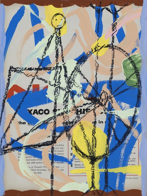 , 'Texaco,' 2016, Galerie Thaddaeus Ropac