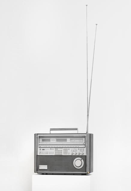 , 'Weltempfänger,' 1982, Martin-Gropius-Bau